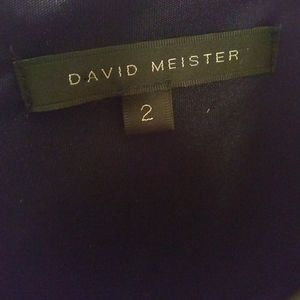 David Meister Dresses - David Meister gown sz 2